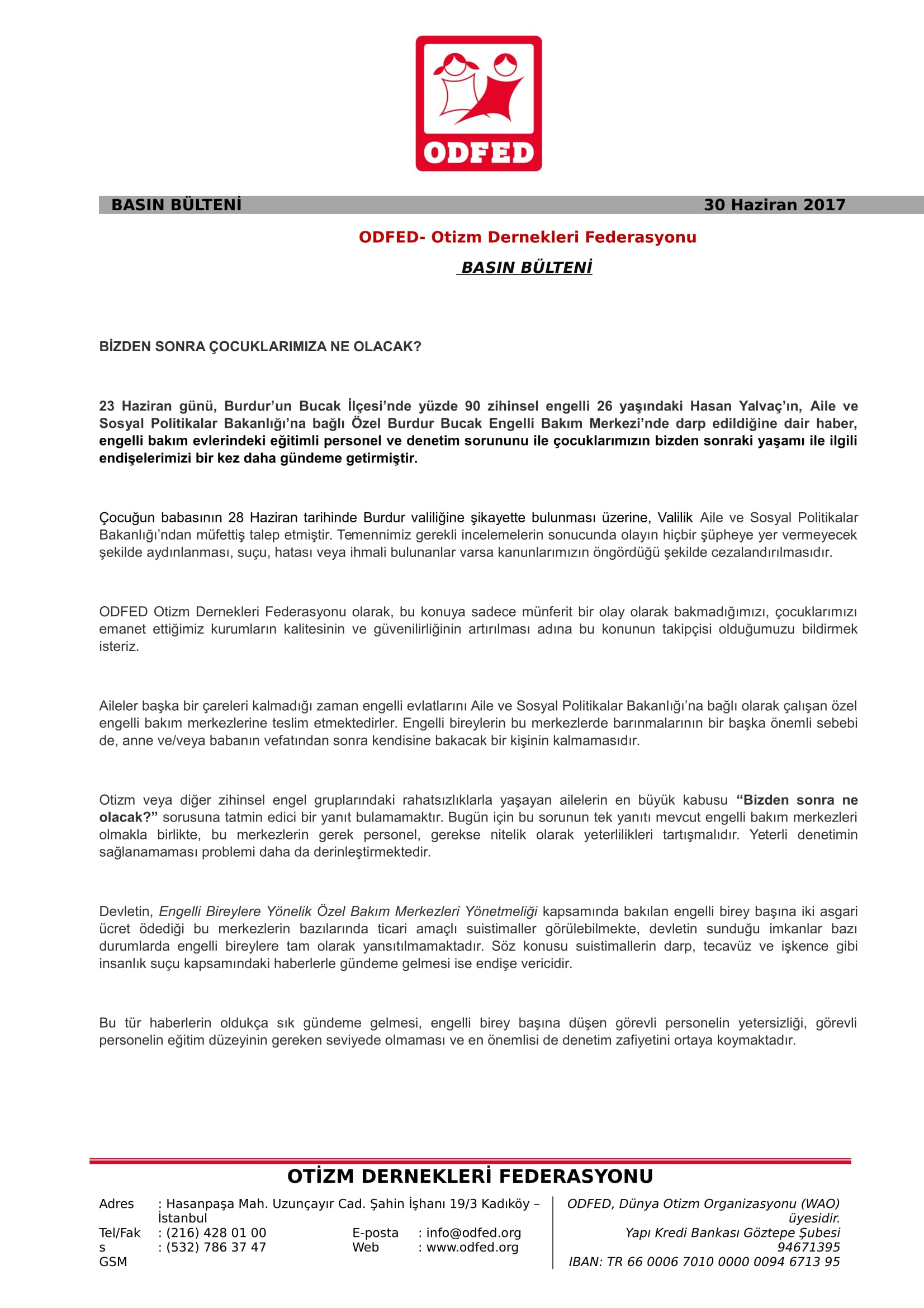 ODFED BASIN BÜLTENİ HAZİRAN 2017-1